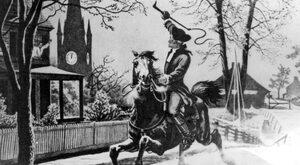 Nocna przejażdżka Paula Revere'a