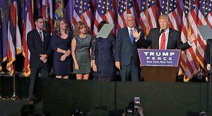 House of Trump. Kto wejdzie w skład gabinetu nowego prezydenta USA?