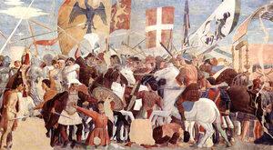 Pierwsza wojna religijna chrześcijaństwa umożliwiła ekspansję islamu