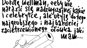 Jak narysować Dorotę Wellman?
