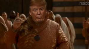 Gra o tron: Trump nadchodzi
