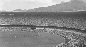 Łzy na Maracanie. Brazylia 1950